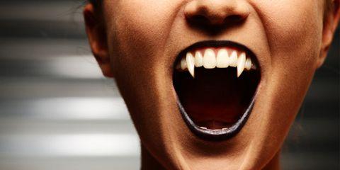 Lip, Skin, Chin, Tooth, Happy, Facial expression, Jaw, Organ, Tongue, Temple,
