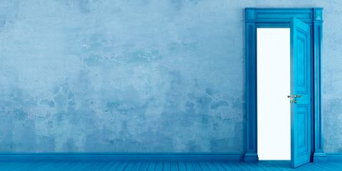 Blue, Floor, Flooring, Aqua, Turquoise, Teal, Wall, Door, Swimming pool, Majorelle blue,