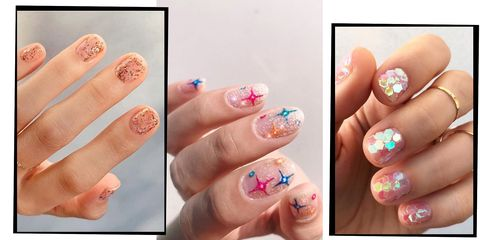 18 New Years Eve Nail Art Designs And Ideas