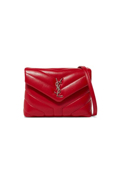 Saint Laurent Loulou Leather Hand bag