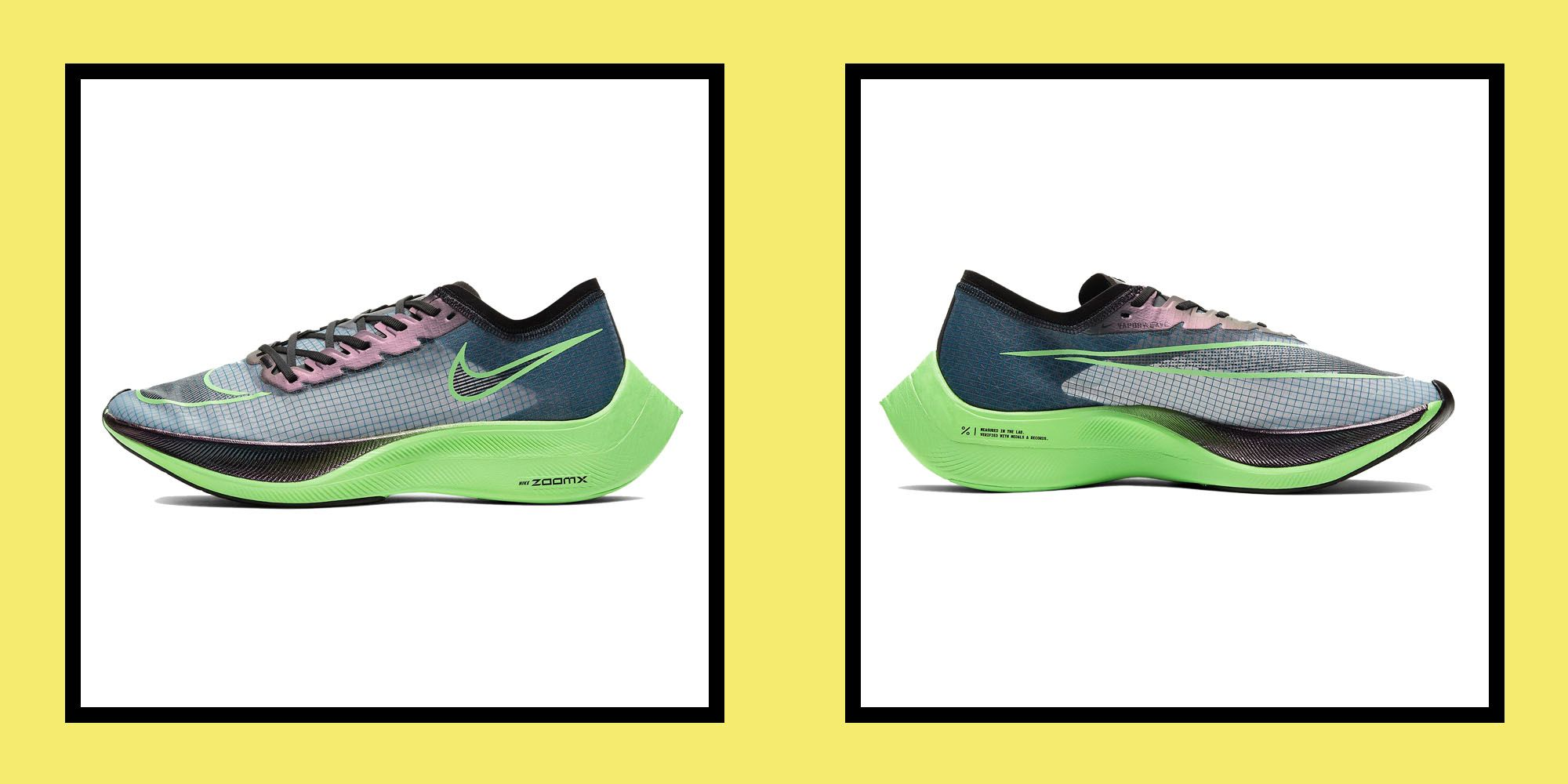 Nike ZoomX Vaporfly NEXT% BACK IN STOCK