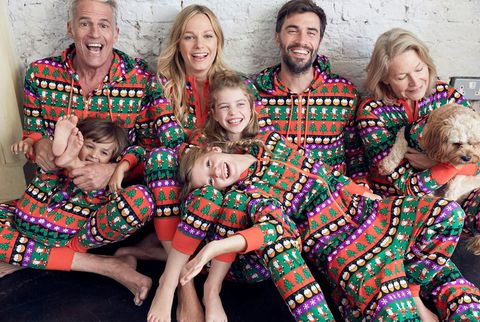 next christmas family pyjamas