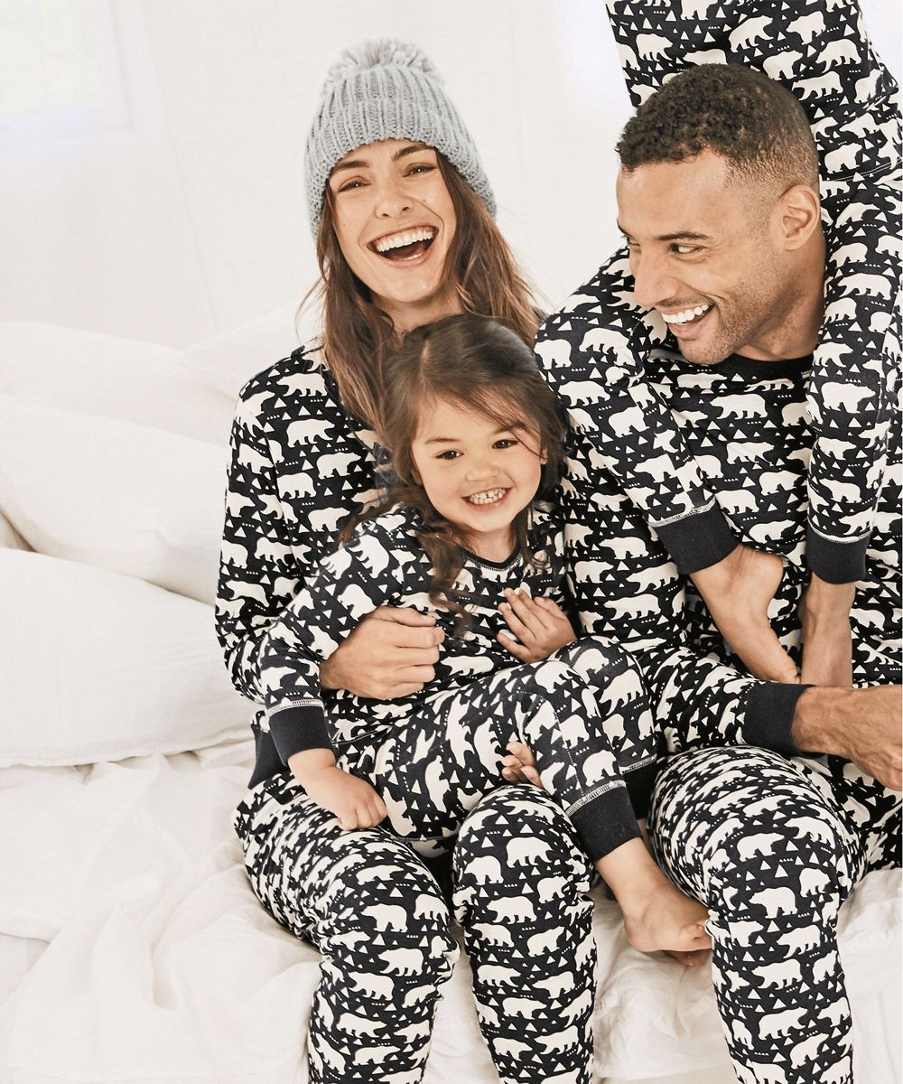 677c51ecb Best matching family Christmas pyjamas - Family Christmas pyjama sets