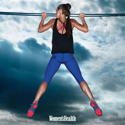 nikki metzger fitness tips