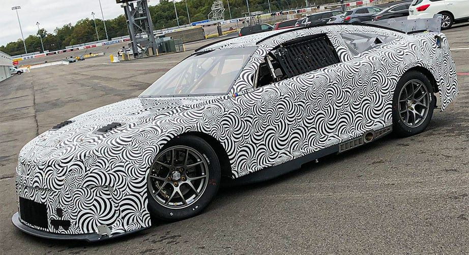 First Look at Next-Gen NASCAR Racer That Debuts at 2021 Daytona 500