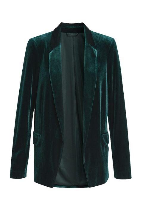 Next velvet blazer