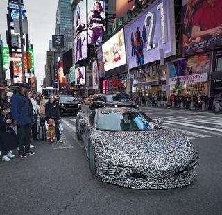 2020 Chevrolet Corvette C8 Mid-Engine – Specs, Release Date, Info
