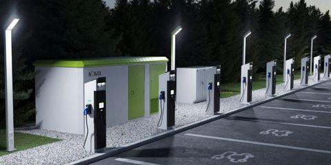 Nexvia coche electrico