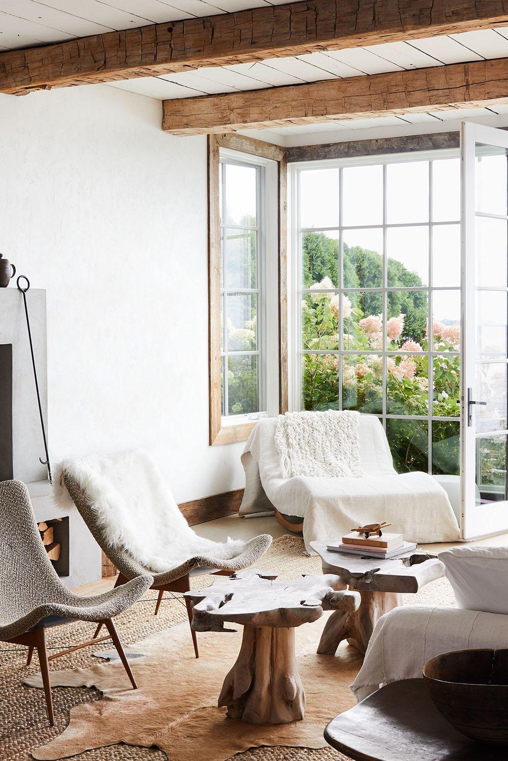 Neutral furniture Country Farmhouse Neutral Family Room Boca Do Lobo 31 Stylish Family Room Design Ideas Easy Decorating Tips For