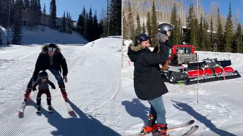 Snow, Winter, Winter sport, Skiing, Ski, Ski Equipment, Recreation, Outdoor recreation, Ski binding, Fun,