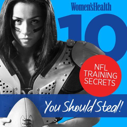 10 NFL Training Secrets You Should Steal