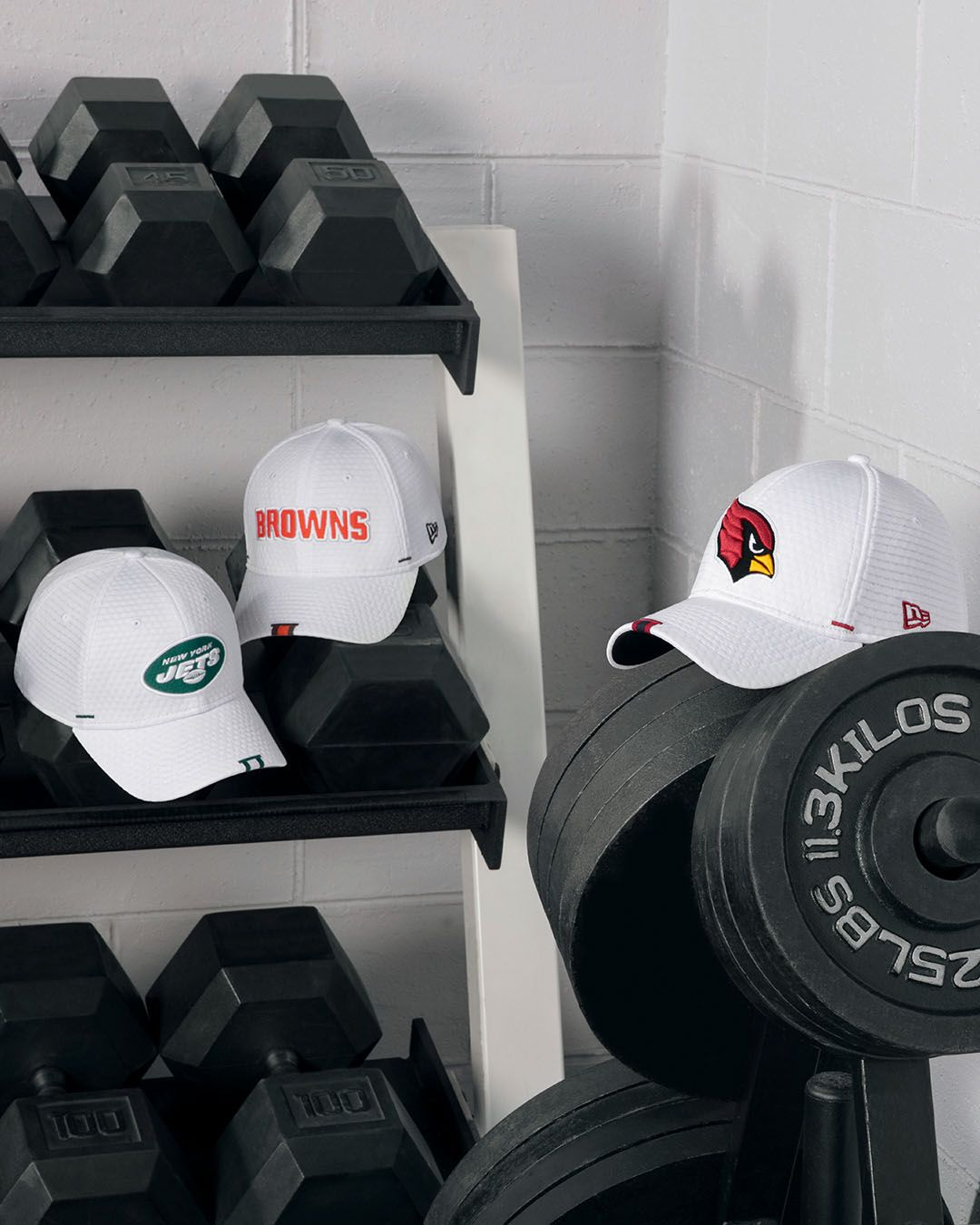 Why You Should Unapologetically Wear a Hat to the Gym