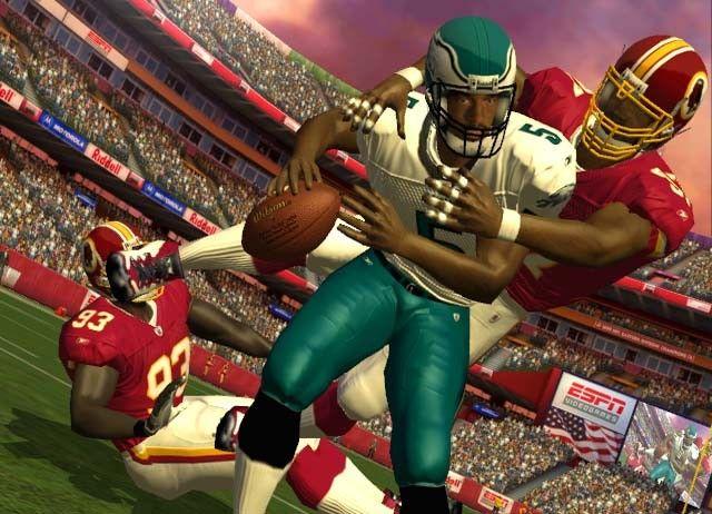 NFL 2K Sports Partnership Deal, Release