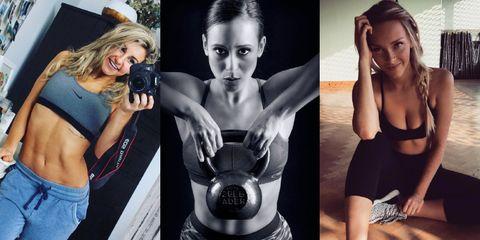 15 NFL Cheerleaders You Need to Follow On Instagram