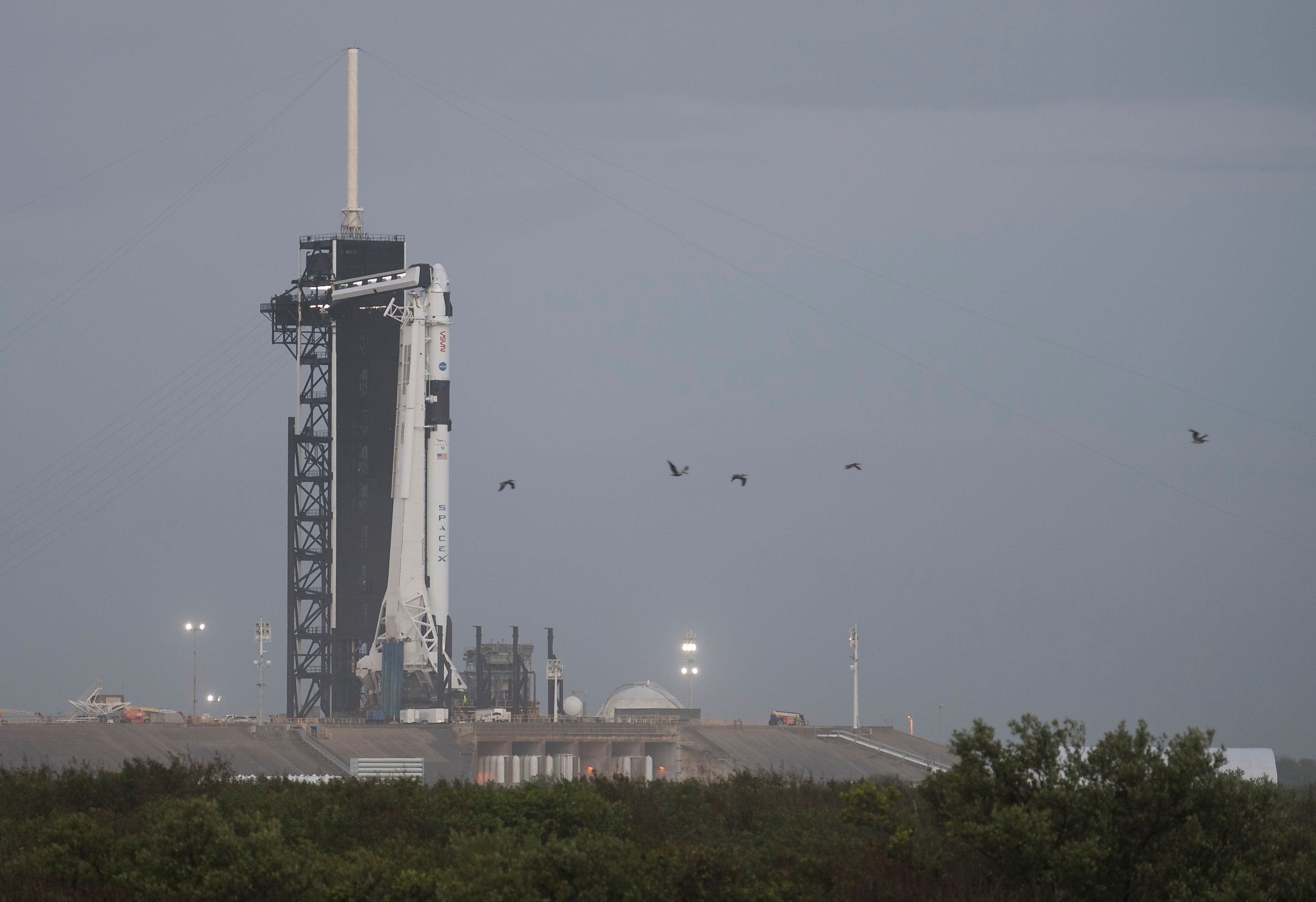 How to Watch NASA and SpaceX Launch Another Crew to the ISS