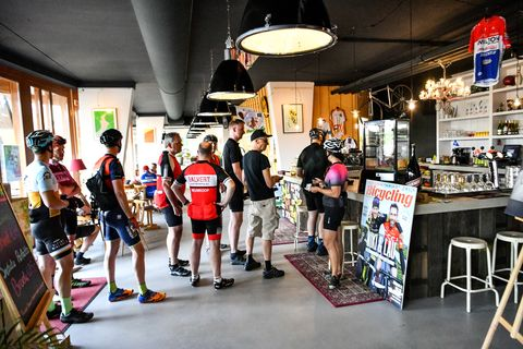 Fietscafé de Proloog Amerongen