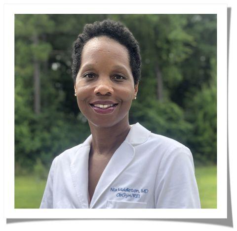 colonel col nia robinson middleton, md   chief women's health, winn army community hospital