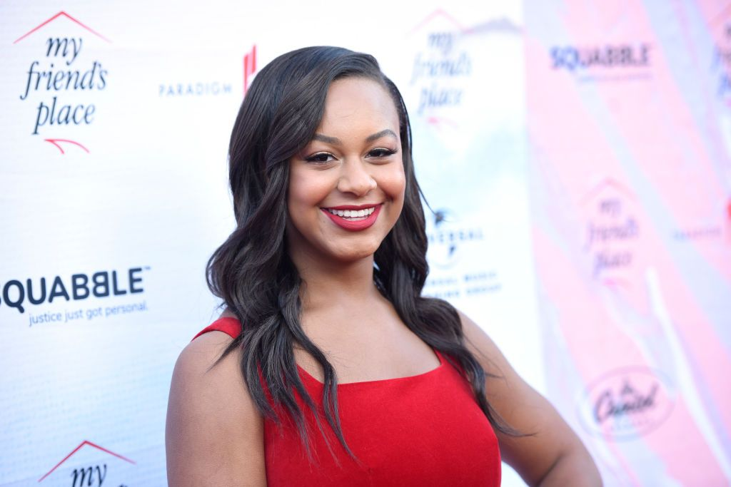Former 'Dance Moms' Star Nia Sioux Partnered With Gabrielle Union For a New Fashion Line