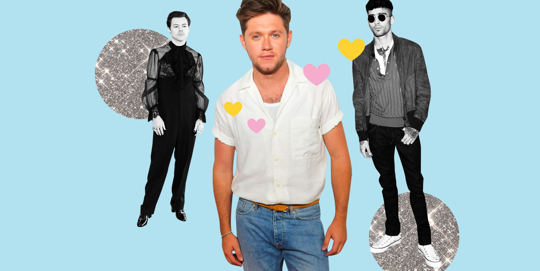 Who are the band members of one direction dating online