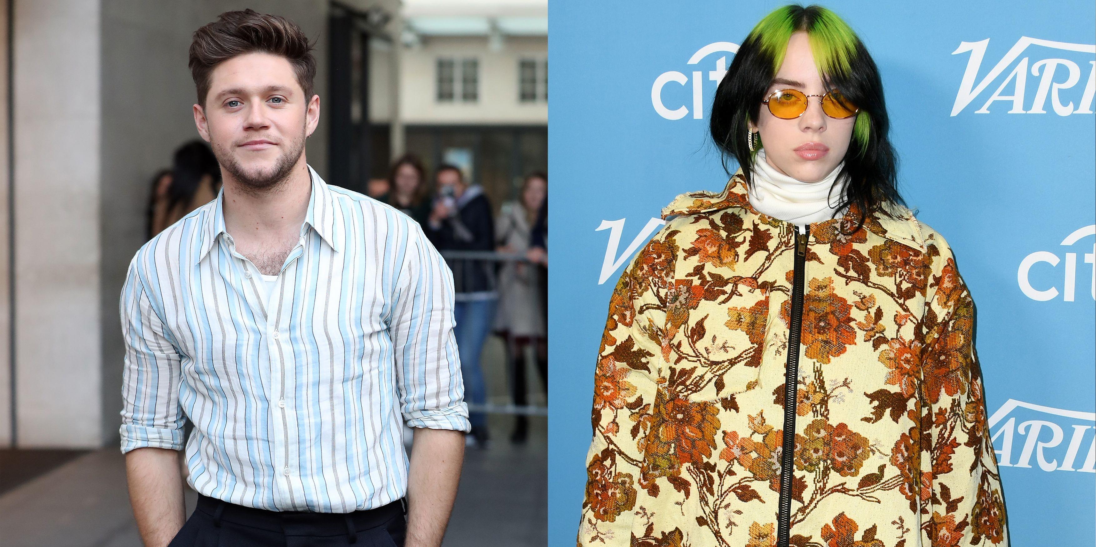 "Niall Horan Just Called Billie Eilish the ""Best Artist in the Last 10 Years"""