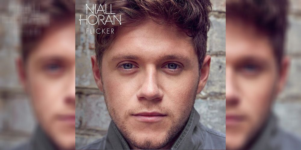 Can you spot the unfortunate font error on Niall Horan's album cover?