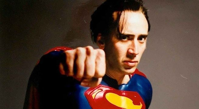 13 Razones por las que Nicolas Cage debe ser el próximo Superman