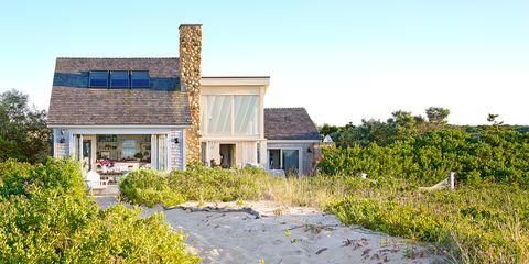martha's vineyard beach house tour decorating ideas