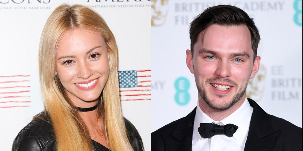Nicholas Hoult 'welcomes first child' with girlfriend ...