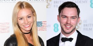 Nicholas Hoult 'welcomes first child' with girlfriend Bryana Holly