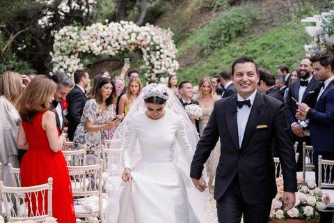 nicolas bijan wedding beverly hills 2020
