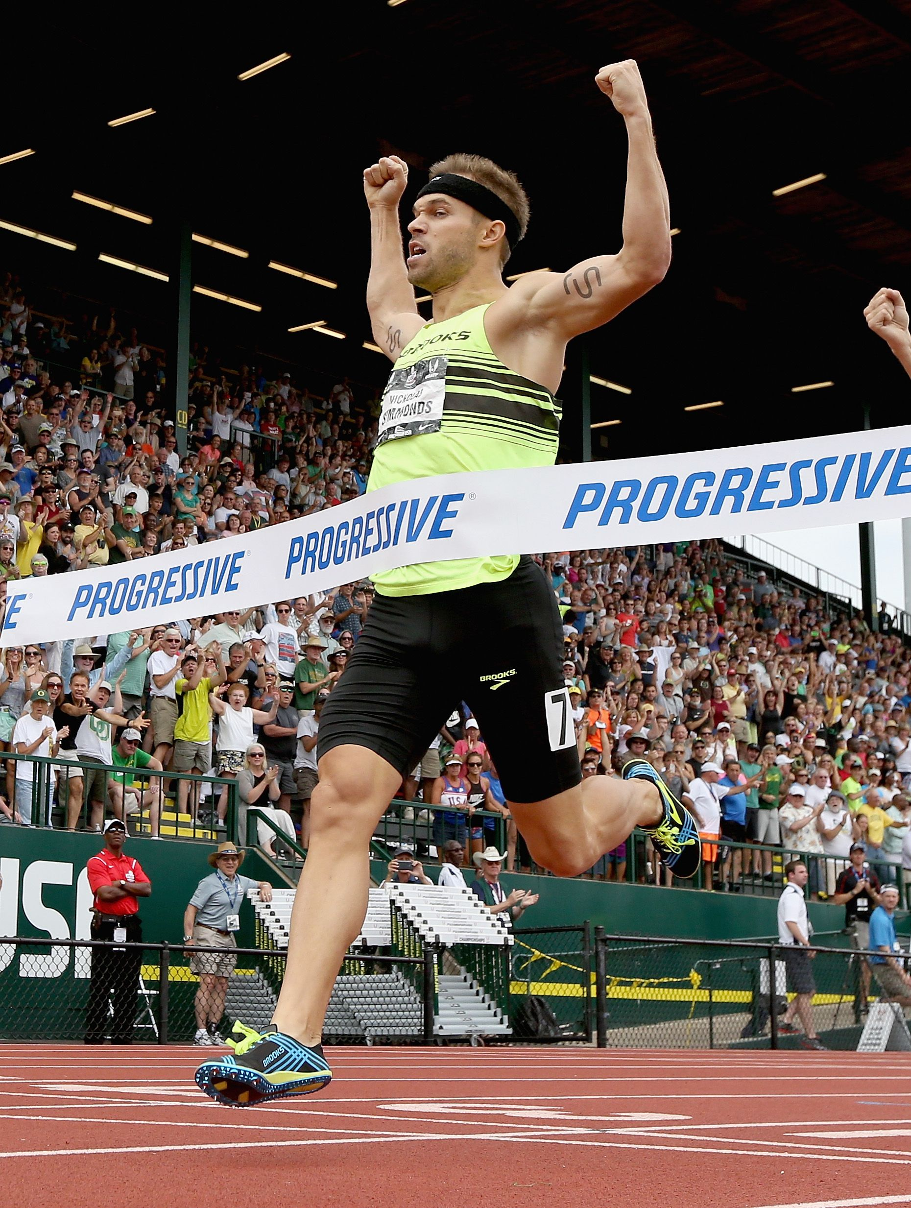 A Former Olympian Reveals the Three Ways Pro Runners Make Money