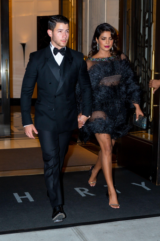 Priyanka Chopra and Nick Jonas Stun For Joe Jonas's James Bond-Themed Birthday Party