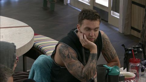 Does 'Big Brother' Nick Maccarone Have a Taylor Swift Tattoo?