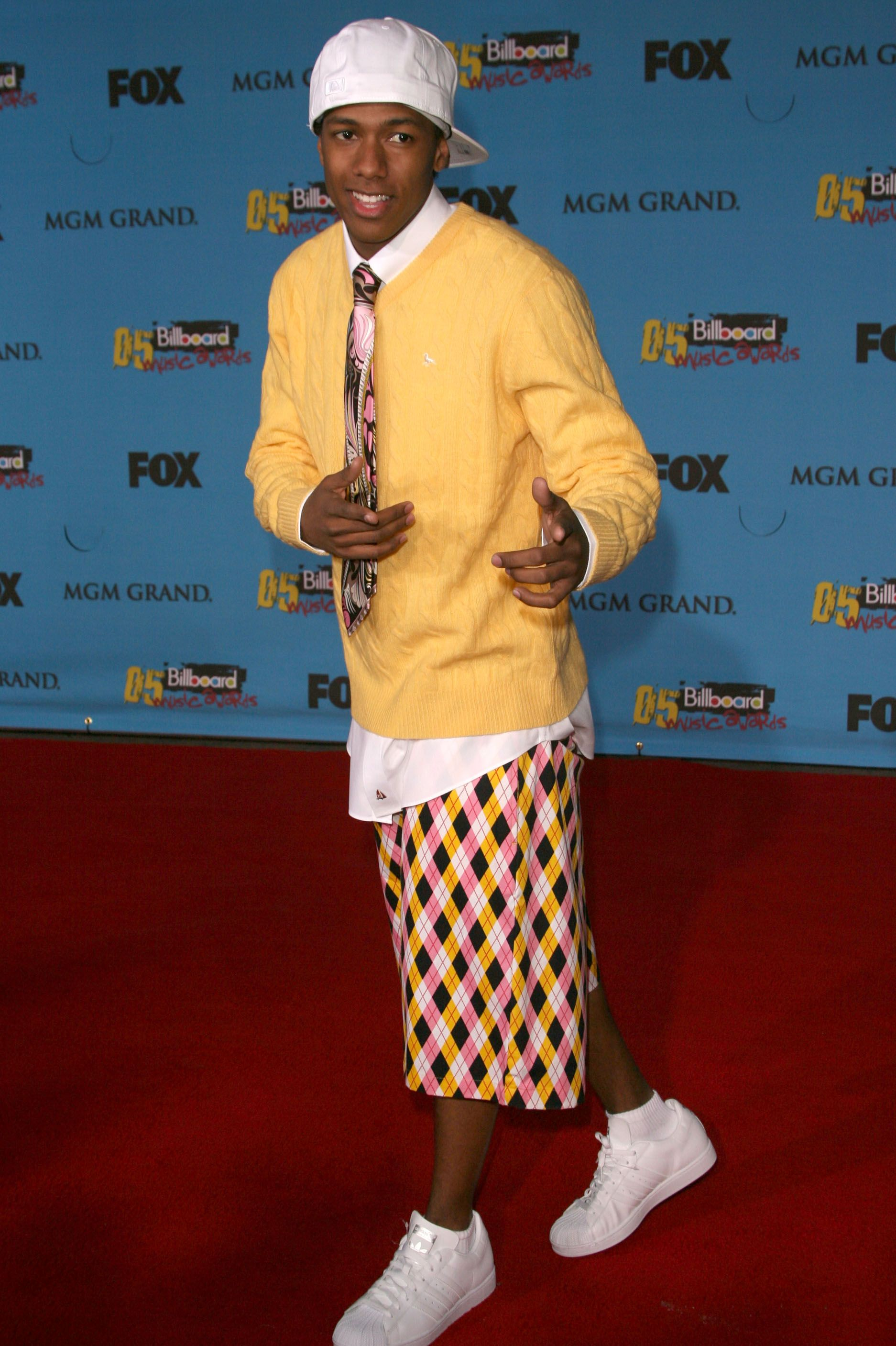 Nick Cannon, 2005