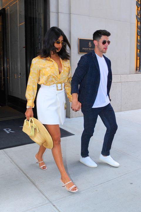 celebrity sightings in new york city   september 1, 2019