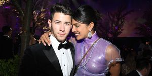 priyanka chopra nick jonas wedding anniversary