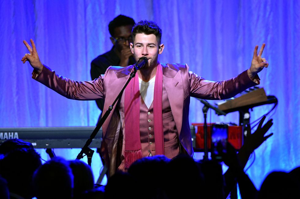 Nick Jonas Looks More Ripped Than Ever in a New Workout Video on Instagram