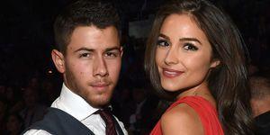 Nick Jonas en Olivia Culpo