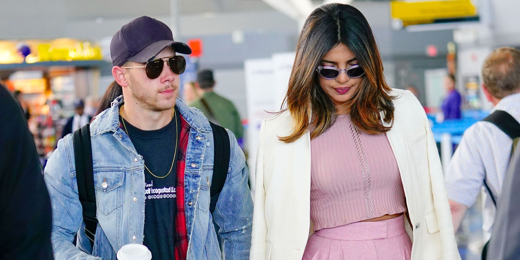 Nick Jonas And Priyanka Chopra Appear to Have Gone Instagram Official