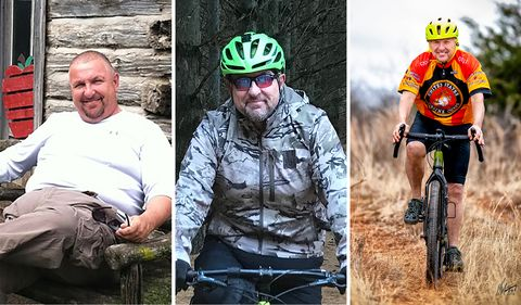 'My Doctor Gave Me 10 Years to Live If I Didn't Lose Weight. Cycling Saved My Life'