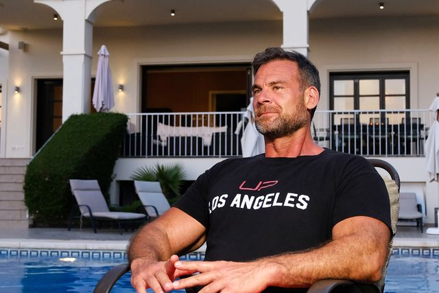 nick mitchell, ceo of up fitness
