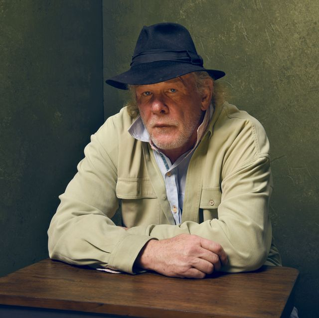 park city, ut   january 24  actor nick nolte from a walk in the woods poses for a portrait at the village at the lift presented by mcdonalds mccafe during the 2015 sundance film festival on january 24, 2015 in park city, utah  photo by larry busaccagetty images