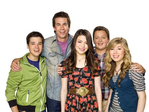Nickelodeon Disney Deleted Scenes iCarly