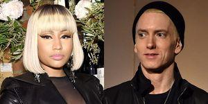 Nicki Minaj, Eminem