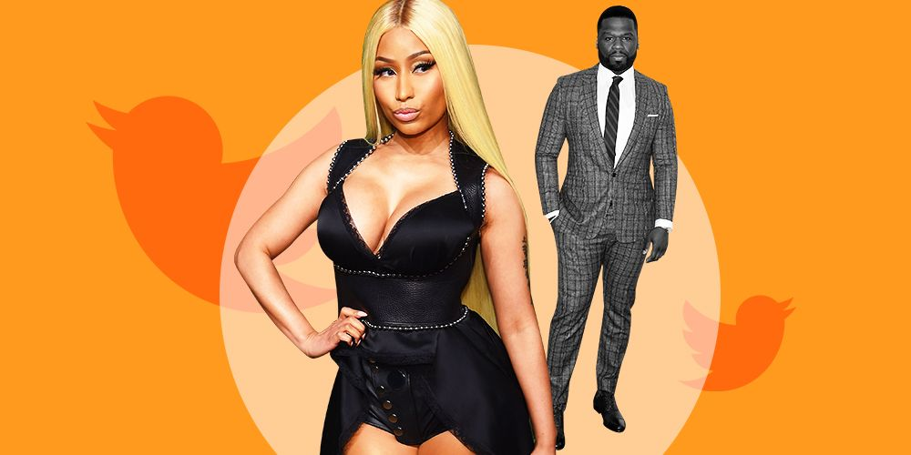 7c7263d972d Nicki Minaj and 50 Cent Are Coming for Steve Madden with Receipts