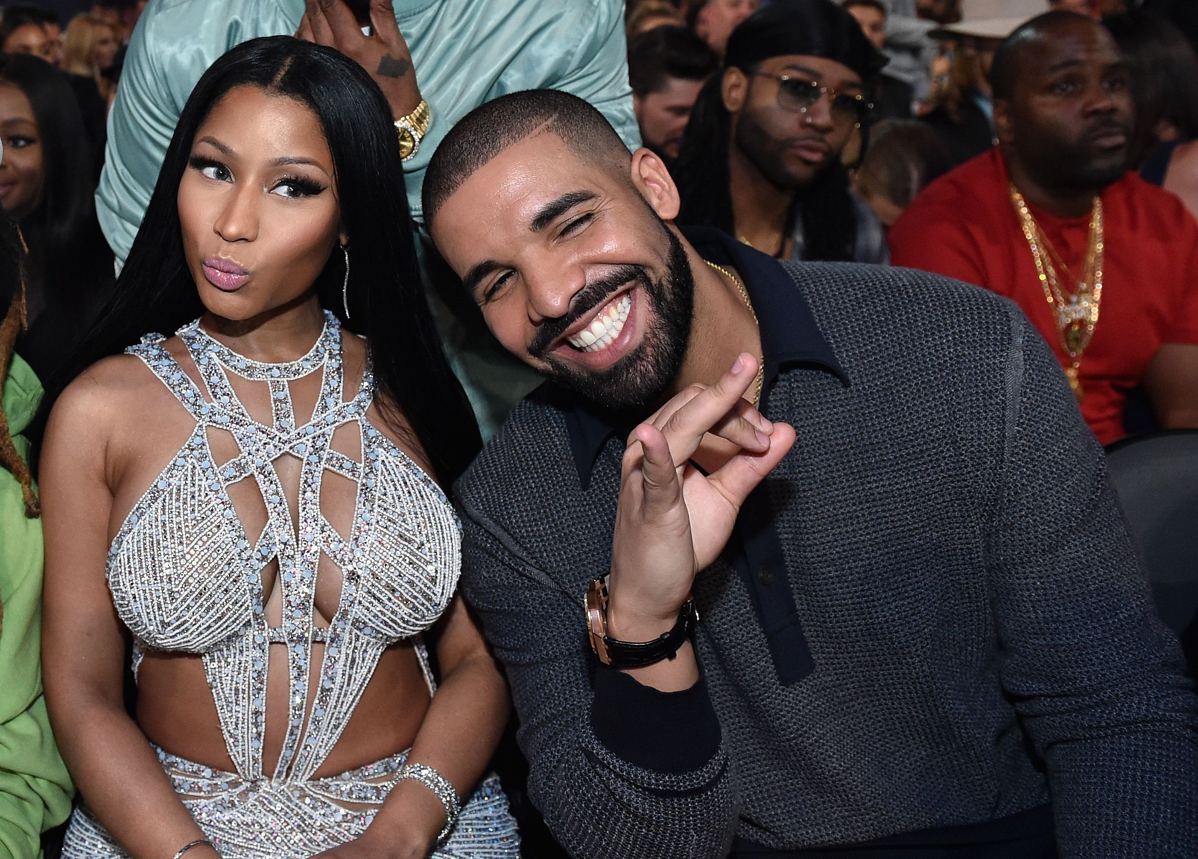 Minaj nicki and drake wedding pictures best photo