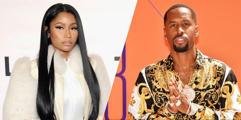 fe3b7f2ba6160 Nicki Minaj Just Got Into the Most Savage Twitter Fight With Her  Ex-Boyfriend