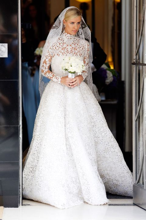 40+ Most Stunning Celebrity Wedding Dresses of All Time - Celeb ...