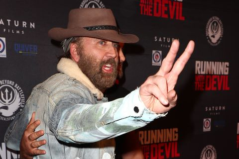 """Premiere Of Quiver Distribution's """"Running With The Devil"""" - Arrivals"""