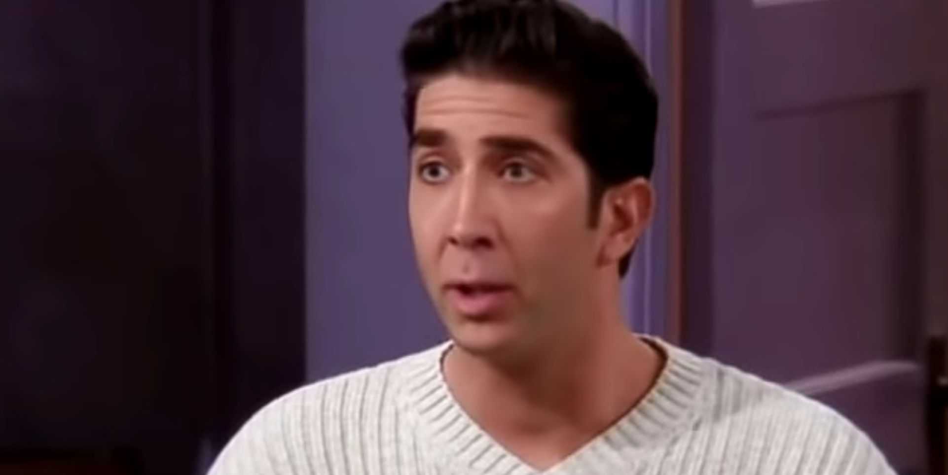 Friends Nicolas Cage Ross Geller